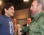 Maradona mất cùng ngày với
