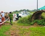 Một tài xế xe ôm bị tấn công cướp xe ở Bình Chánh