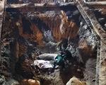 Hà Nội: Phát hiện quả bom lớn chưa nổ ở phố Cửa Bắc
