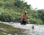Nước lũ cuốn mất tích 2 du khách trong Vườn quốc gia Bidoup - Núi Bà