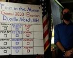 Điểm bỏ phiếu Millsfield: ông Trump 16 phiếu, ông Biden 5 phiếu