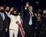 Team truyền thông toàn nữ của liên danh Biden - Harris