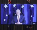 Thủ tướng Morrison phản ứng Bộ Ngoại giao Trung Quốc đăng hình