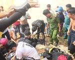 Đoàn đi thả cá phóng sinh bị lật thuyền, 2 người chết đuối thương tâm