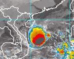 Bão số 10 hướng vào Quảng Ngãi - Khánh Hòa, miền Trung mưa lớn từ đêm nay