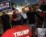 Ông Trump thắng ở Florida, ông Biden vượt lên ở 3 bang, giành thêm 74 phiếu