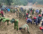 Tiếp tục tìm kiếm 13 nạn nhân mất tích ở Trà Leng