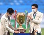 V-League 2020 có hai cúp vô địch, hai bộ huy chương