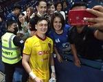 Điểm tin thể thao tối 5-11: Trận đấu của Văn Lâm tại Thái Lan có lượt xem