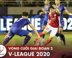 Lịch trực tiếp V-League ngày 7-11: HAGL, CLB TP.HCM thi đấu