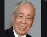 Thầy Mai Cao Chương qua đời, thọ 90 tuổi