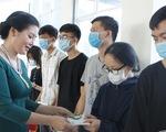 Nhiều hoạt động hỗ trợ sinh viên miền Trung bị ảnh hưởng bão lũ
