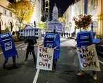 Bầu cử tổng thống Mỹ: Kiểm phiếu lại trong trường hợp nào?