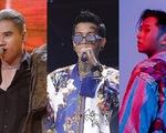 G.Ducky, Dế Choắt, Ricky Star… tranh ngôi vị quán quân Rap Việt