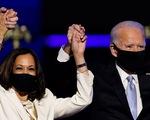 Ông Joe Biden phát biểu về chiến thắng: