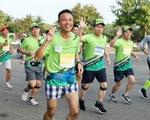 Hơn 7.000 vận động viên chạy marathon 'chống biến đổi khí hậu'