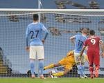 De Bruyne đá hỏng penalty, Man City bị Liverpool cầm chân