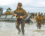 Mỹ đưa thủy quân lục chiến tinh nhuệ tới Đài Loan
