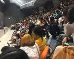 Giảng viên than trường quá đông sinh viên