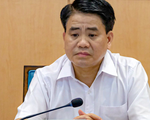 Cựu chủ tịch Hà Nội Nguyễn Đức Chung bị khởi tố thêm tội danh vụ chế phẩm Redoxy 3C