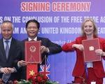 Hơn 99% dòng thuế xuất khẩu sang Anh được xóa bỏ nhờ FTA Việt - Anh