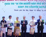 Vinh danh 10 Hoa Hồi Vàng - người nấu phở ngon năm 2020