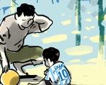 Truyện ngắn: Ông già và Maradona