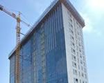 Chủ đầu tư tòa nhà 8B Lê Trực đã nhận công trình sau cưỡng chế