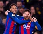 Neymar gửi lời nhắn nhủ Messi,