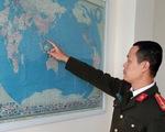 Thu giữ bản đồ