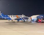Bắt đầu các chuyến bay đêm kiểm tra đường băng mới sân bay Tân Sơn Nhất