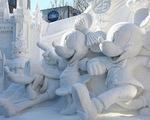 Lần đầu tiên Nhật Bản hủy Lễ hội tuyết Sapporo