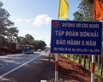 Chọn được nhà đầu tư đường cao tốc Bắc - Nam đoạn Nha Trang - Cam Lâm