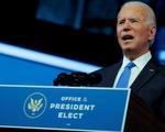 Ông Biden nói chuyện với lãnh đạo đảng Cộng hòa ở Thượng viện McConnell