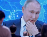 """Tổng thống Putin nói sẽ tiêm vắc xin COVID-19 """"ngay khi có thể"""""""