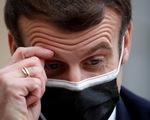 Tổng thống Pháp Macron mắc COVID-19