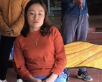 Một nữ bị can cho vay tiền lãi suất