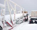 Tuyết rơi dày, cả ngàn xe kẹt dài, chính phủ Nhật phải họp khẩn