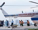 Sân bay cấp cứu bằng trực thăng đầu tiên của Việt Nam đi vào hoạt động