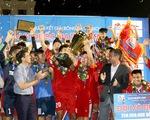 Sau chức vô địch V-League, Viettel vô địch luôn U21 quốc gia 2020