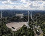 Kính thiên văn khổng lồ sập sau 57 năm săn tín hiệu ngoài trái đất