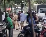 Triệu tập nhóm người liên quan video CSGT bị đánh trên đường Nguyễn Văn Linh