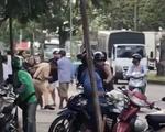 Bắt khẩn cấp hai chú cháu liên quan video CSGT bị đánh ở Bình Chánh