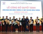 Bí thư Phú Yên tham gia hội đồng Trường ĐH Sư phạm kỹ thuật TP.HCM