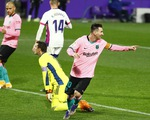 Ghi bàn giúp Barca thắng dễ, Messi chính thức vượt mặt Pele