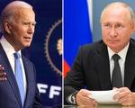 Ông Putin đề nghị ông Biden đối chất