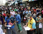 Một tỉnh hơn 1.000 người xét nghiệm dương tính, Thái Lan gặp
