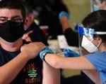 Mỹ đã tiêm vắc xin COVID-19 cho 1 triệu người