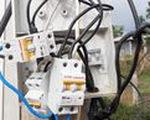 Truy thu trên 4 nghìn kWh điện từ một vụ trộm điện