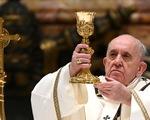 Giáng sinh: Giáo hoàng Francis kêu gọi chia sẻ vắc xin COVID-19